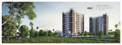 Gallery Cover Image of 863 Sq.ft 3 BHK Apartment for buy in Merlin Next, Sarsuna for 5500000