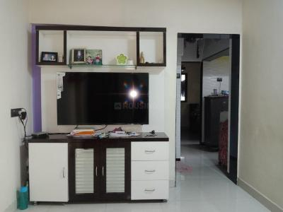 Gallery Cover Image of 530 Sq.ft 1 BHK Apartment for rent in Seawoods for 19300