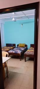 Bedroom Image of PG 6054634 Gautam Nagar in Gautam Nagar