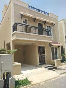 Gallery Cover Image of 1560 Sq.ft 3 BHK Villa for rent in Thirumudivakkam for 25000