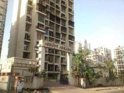 Gallery Cover Image of 1075 Sq.ft 3 BHK Apartment for rent in Kharghar for 26000