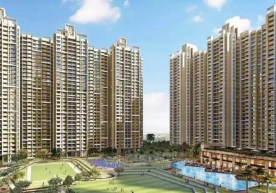 Gallery Cover Image of 2005 Sq.ft 3 BHK Apartment for rent in Experion The Heartsong, Sector 108 for 21000