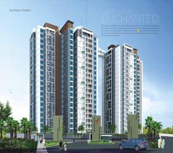 Gallery Cover Image of 3265 Sq.ft 3 BHK Apartment for buy in Nanakram Guda for 22200000