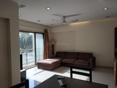 Gallery Cover Image of 800 Sq.ft 2 BHK Apartment for rent in Bandra West for 80000
