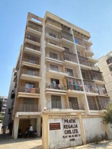 Gallery Cover Image of 1100 Sq.ft 2 BHK Apartment for buy in Kailash Pratik Regalia, Ulwe for 7500000