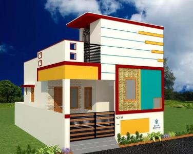 Gallery Cover Image of 700 Sq.ft 2 BHK Independent House for buy in Mudichur for 3500000