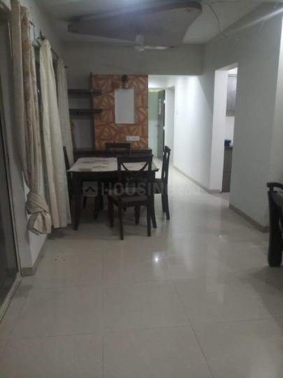 Hall Image of 700 Sq.ft 1 BHK Apartment for buy in Madhuban Society, Vishrantwadi for 4400000