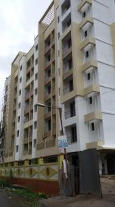 Gallery Cover Image of 730 Sq.ft 2 BHK Apartment for rent in Bhakti Pearl C, Kasarvadavali, Thane West for 15000