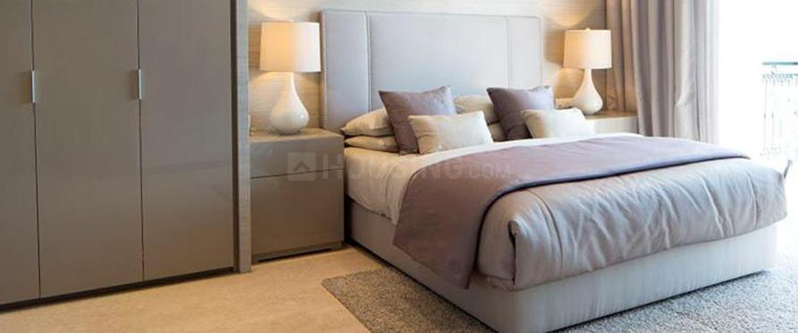 Bedroom Image of 655 Sq.ft 1 RK Apartment for buy in Hebbal for 4600000