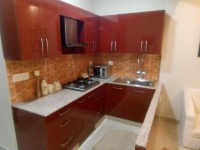 Gallery Cover Image of 577 Sq.ft 1 BHK Apartment for rent in Eldeco Edge, Sector 119 for 14500