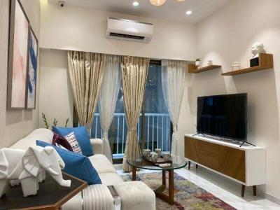 Gallery Cover Image of 430 Sq.ft 1 BHK Apartment for buy in Dombivli East for 3750000