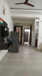 Gallery Cover Image of 1800 Sq.ft 3 BHK Independent Floor for rent in Chhattarpur for 28000