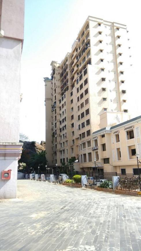 Building Image of 900 Sq.ft 2 BHK Apartment for rent in Powai for 38000
