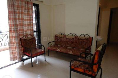 Gallery Cover Image of 1500 Sq.ft 3 BHK Apartment for rent in Sangamvadi for 40000