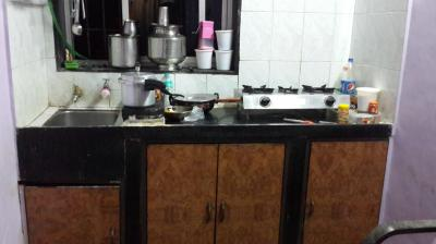 Kitchen Image of PG In Thane West Only For Boys in Andheri East