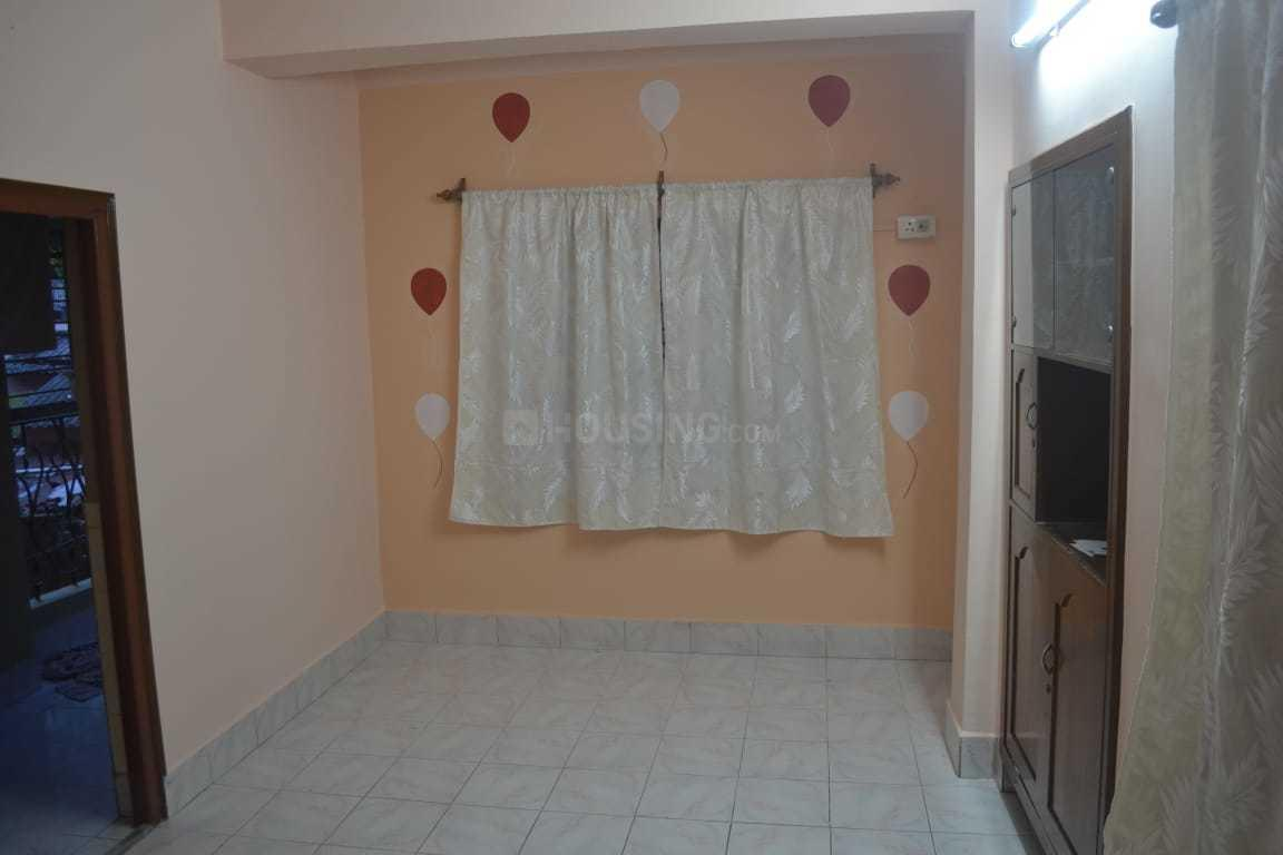 Living Room Image of 850 Sq.ft 2 BHK Apartment for rent in Beliaghata for 16000