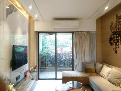 Gallery Cover Image of 805 Sq.ft 1 BHK Apartment for buy in Regency Anantam Phase III, Dombivli East for 4250000