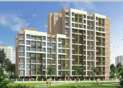 Gallery Cover Image of 650 Sq.ft 1 BHK Apartment for buy in Kalyan East for 3490000