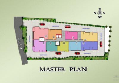 Gallery Cover Image of 1430 Sq.ft 3 BHK Apartment for buy in Meena Eco Vista, New Town for 7293000