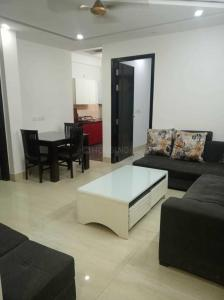 Gallery Cover Image of 1600 Sq.ft 3 BHK Independent Floor for rent in Chhattarpur for 22000