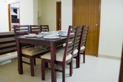 Dining Room Image of PG 4642266 K R Puram in Krishnarajapura