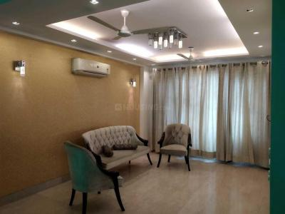 Gallery Cover Image of 2000 Sq.ft 3 BHK Independent Floor for rent in Greater Kailash I for 70000
