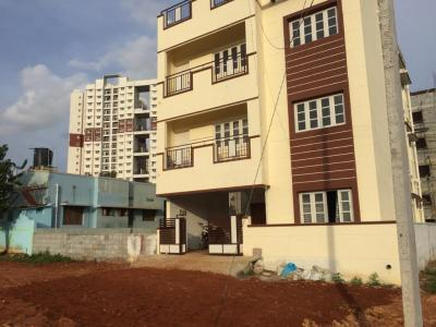 Gallery Cover Image of 550 Sq.ft 1 BHK Independent House for rent in Electronic City for 8500