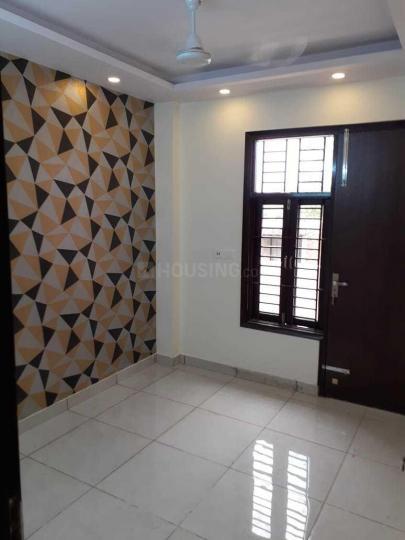 Bedroom Image of 750 Sq.ft 2 BHK Independent Floor for rent in Hari Nagar for 14000