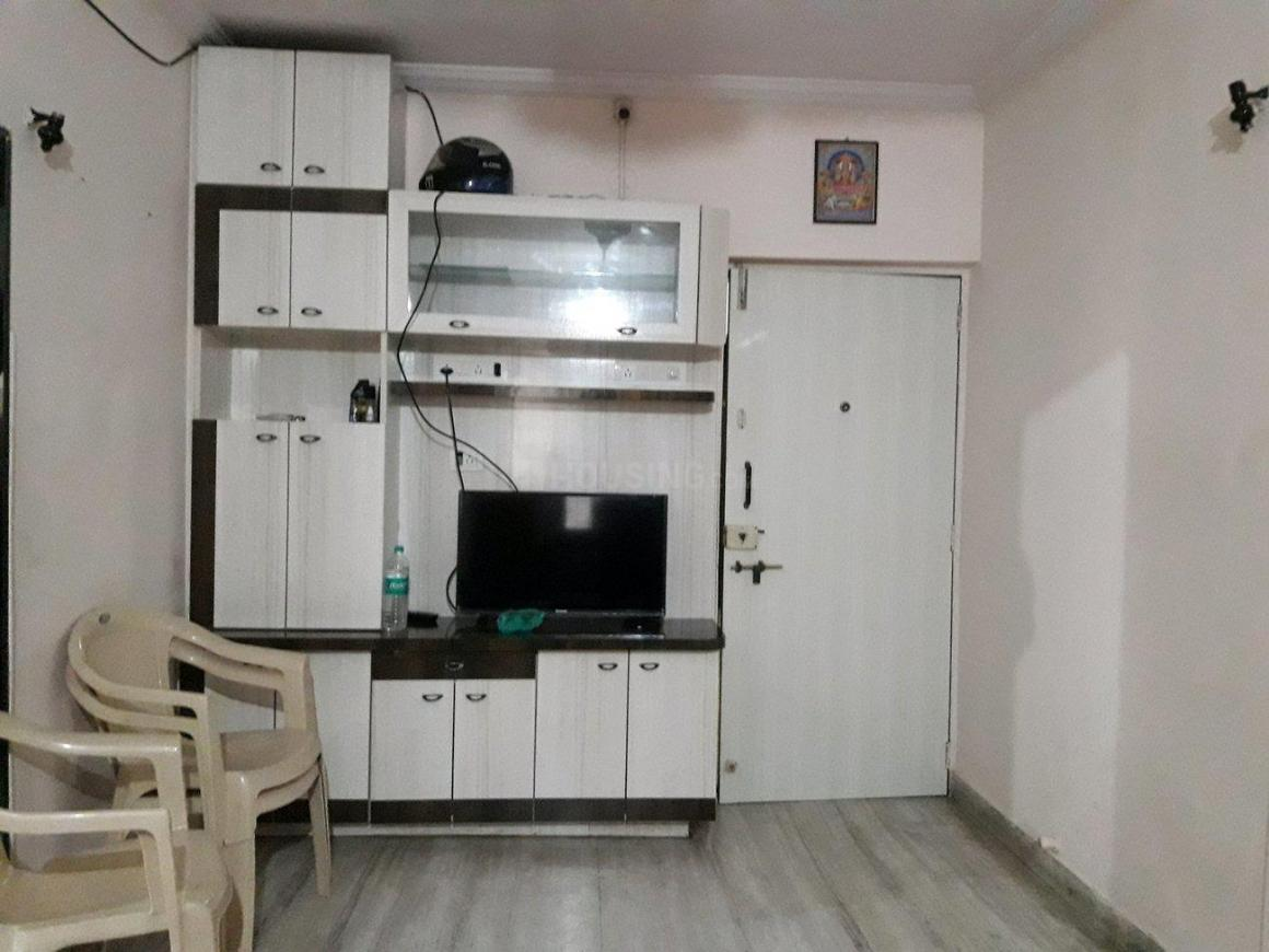 Living Room Image of 970 Sq.ft 2 BHK Apartment for rent in Vashi for 32000