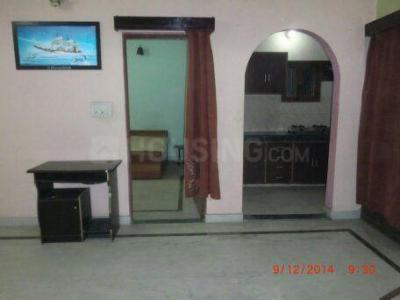 Gallery Cover Image of 550 Sq.ft 1 BHK Independent Floor for rent in Gda Flat, Pratap Vihar for 8500