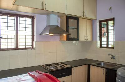 Kitchen Image of F 2a Geo Residency in Amrutahalli