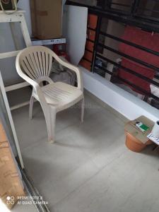Balcony Image of 1179 Sq.ft 2 BHK Apartment for buy in Vyapti Vandemataram City, Gota for 4700000