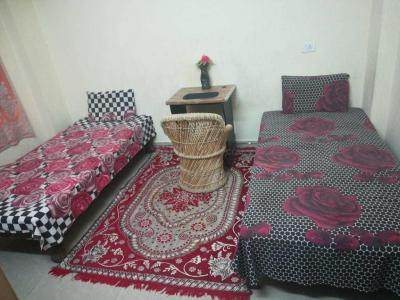 Bedroom Image of Sharma's PG in Padmarao Nagar