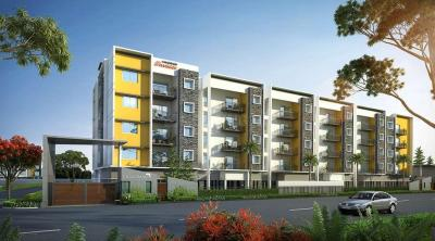 Gallery Cover Image of 1035 Sq.ft 2 BHK Apartment for buy in Casagrand Woodside, Kolapakkam for 5278500