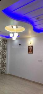 Bedroom Image of 600 Sq.ft 2 BHK Independent Floor for buy in Uttam Nagar for 3100000