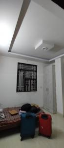 Gallery Cover Image of 1100 Sq.ft 3 BHK Apartment for rent in  RWA Shukkar Bazar, Bindapur for 15000