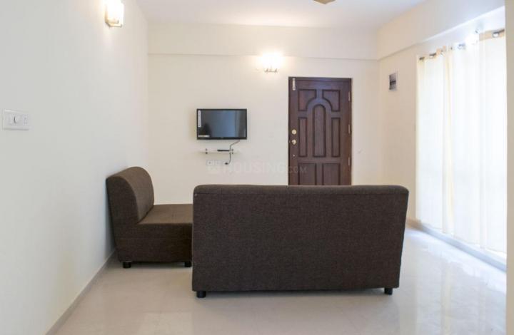 Living Room Image of PG 4643565 K R Puram in Krishnarajapura