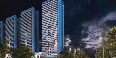 Gallery Cover Image of 1595 Sq.ft 3 BHK Apartment for buy in Godrej Platinum, Vikhroli East for 42000000