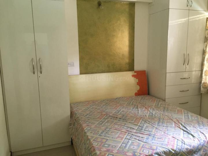 Bedroom Image of 950 Sq.ft 2 BHK Apartment for rent in Powai for 45000
