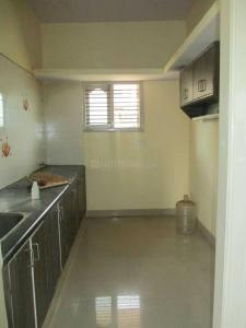 Gallery Cover Image of 800 Sq.ft 1 BHK Independent Floor for rent in Bhoganhalli for 12000
