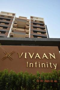 Gallery Cover Image of 1494 Sq.ft 3 BHK Apartment for rent in Vivaan Infinity, Zundal for 17000