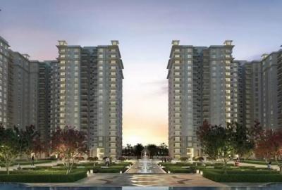 Gallery Cover Image of 1302 Sq.ft 2 BHK Apartment for buy in Sobha Royal Pavilion, Carmelaram for 12140000