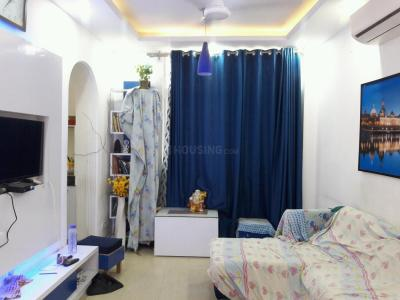 Gallery Cover Image of 810 Sq.ft 2 BHK Independent Floor for buy in Khirki Extension for 4500000