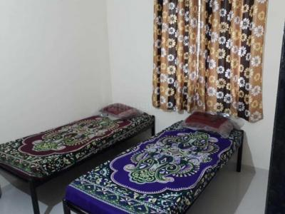 Bedroom Image of Srinivas PG in Wadgaon Sheri