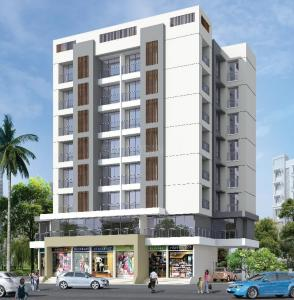 Gallery Cover Image of 349 Sq.ft 1 BHK Apartment for buy in Thane West for 4375000