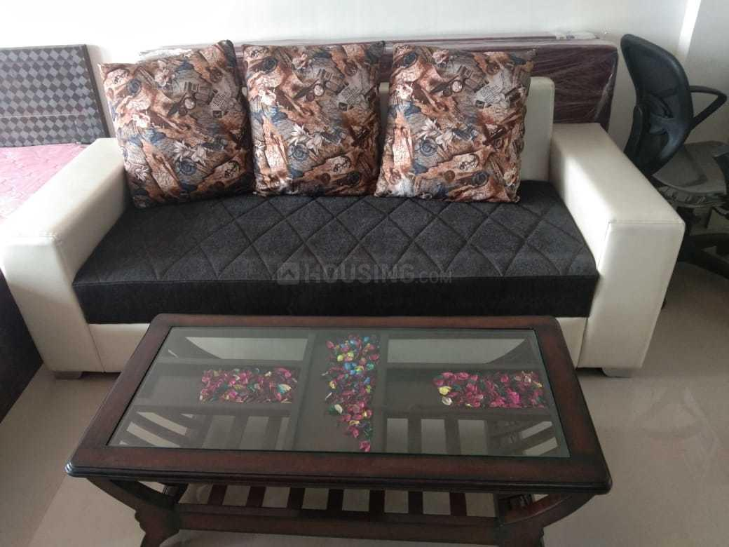 Living Room Image of 1200 Sq.ft 2 BHK Apartment for rent in Sector 137 for 21000