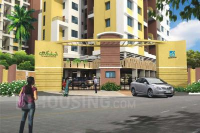 Gallery Cover Image of 1180 Sq.ft 2 BHK Apartment for rent in Baner for 18000