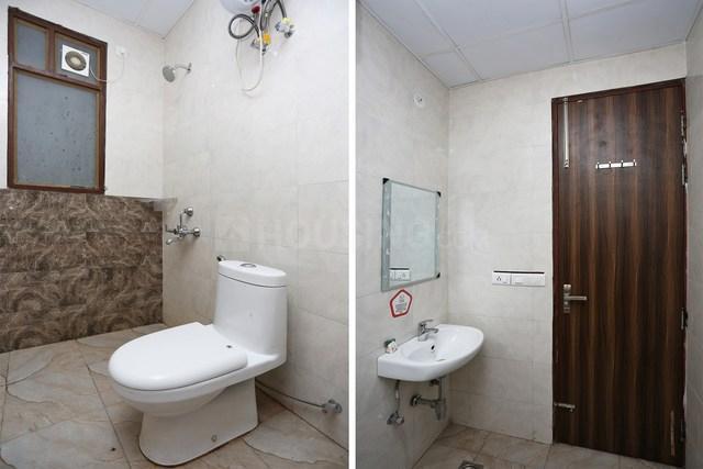 सेक्टर 46 में क्लाउडनाइन होम्स के बाथरूम की तस्वीर