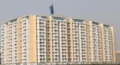 Gallery Cover Image of 980 Sq.ft 2 BHK Apartment for rent in Geomatrix Geomatrix Silver Crest, Greater Khanda for 17000