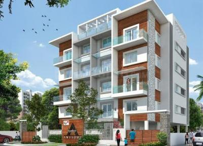 Gallery Cover Image of 1975 Sq.ft 3 BHK Apartment for buy in Awesome, Thiruvanmiyur for 22712500